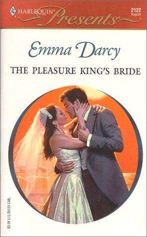 book cover of The Pleasure King\'s Bride