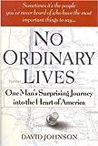 No Ordinary Lives, David Johnson, 0446526398