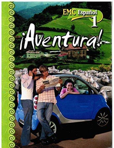 Aventuras textbooks slugbooks aventura level 1 spanish and english edition fandeluxe Gallery