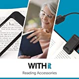 WITHit Lighted Travel Magnifier, Black – 3X