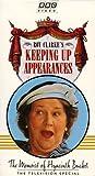 Keeping Up Appearances: Memoirs of Hyacinth Bucket [VHS]