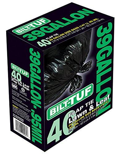 39 gal garbage bags - 6