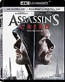 Assassin's Creed (Bilingual) [4K Blu-ray + Digital Copy]