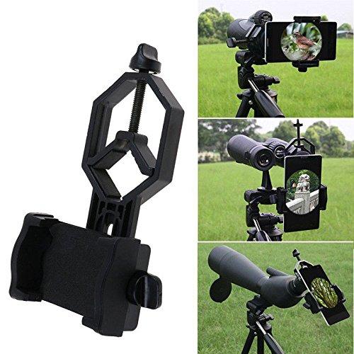 FidgetFidget Mount Holder Pro Spotting Scope Mount Holder Cell Phone Camera Adapter ~