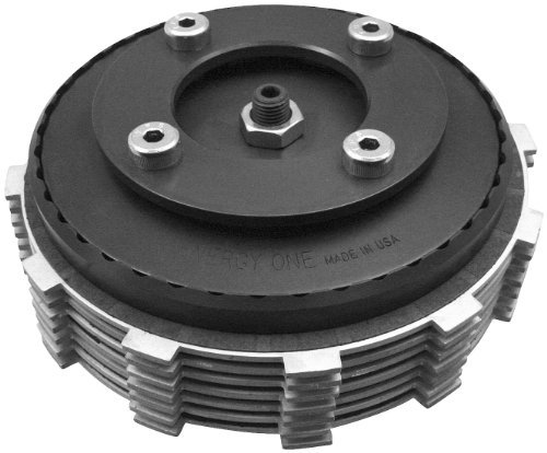 Belt Drives Ltd. Competitor Clutch Kit for Harley Davidson 1998-2013 with Stock
