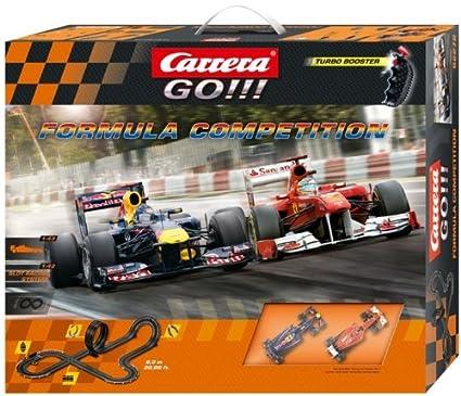 Carrera - GO 143: Formula Competition (Ferrari F. Alonso y Red Bull S