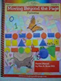 Moving Beyond the Page Patterns Concept 3 Ages 5-7 Parent Manual