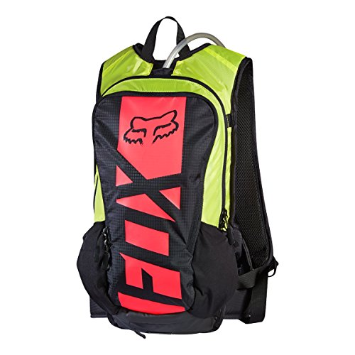 Fox Mens Racing Belt (Fox Racing Camber Race 10-15L Backpack Flo Yellow, Small)