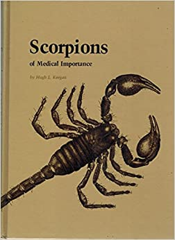Scorpions of medical importance