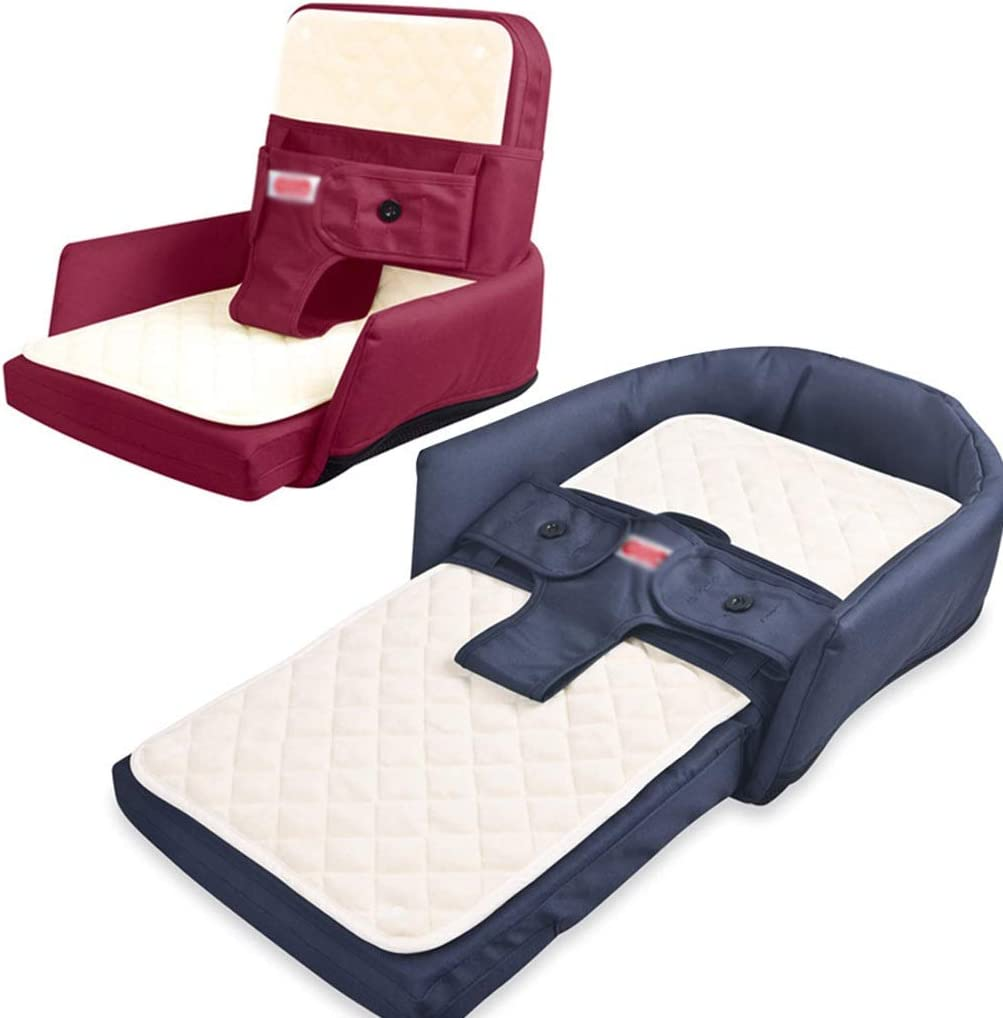 - Amazon.com: Piaoling Compact Crib Portable Folding Baby Bed