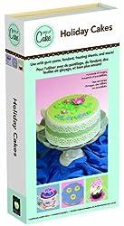 Cricut Cake Cartridge, Holiday Cakes