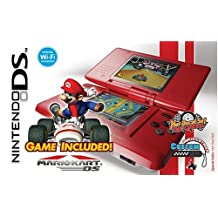 Original Nintendo DS Mario Kart Edition (Red)