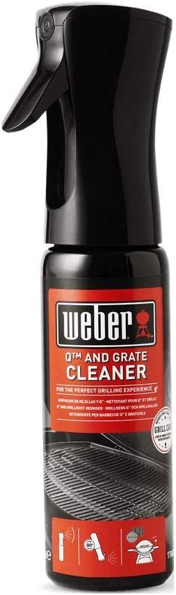 Spray nettoyant Weber pour Barbecue Q et Grilles de Cuisson