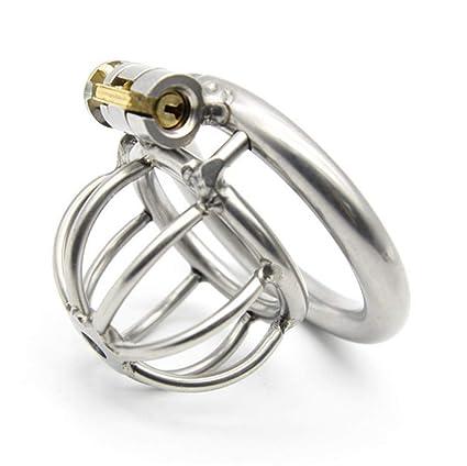 Jaula De Gallo Cinturón De Castidad Virginidad Masculina Diseño Ergonómico Anillo De Gallo Pene Círculo Testículos