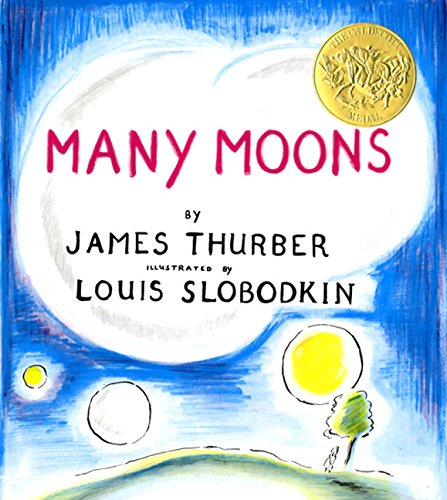 Many Moons James Thurber product image