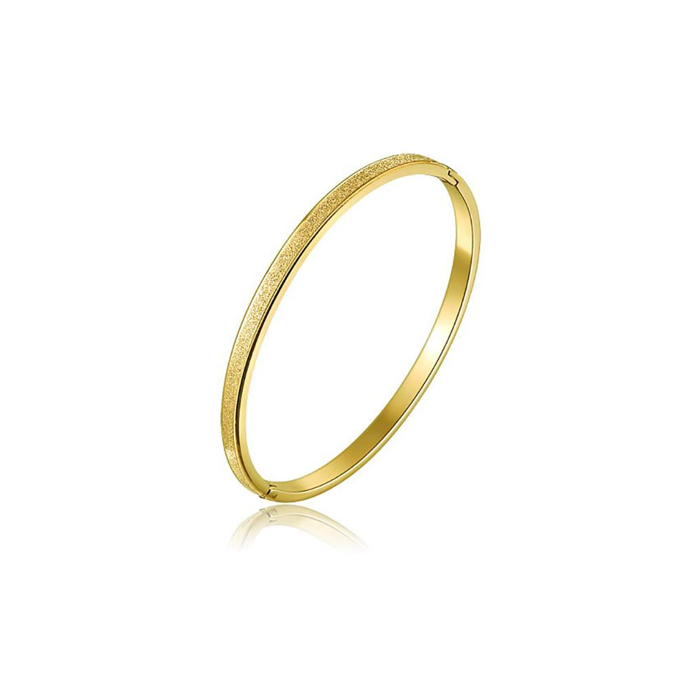 Silver Shoppee Marigold 18K Yellow Gold Plated Bracelet for Girls and Women with Jewelry Gift Box Packing