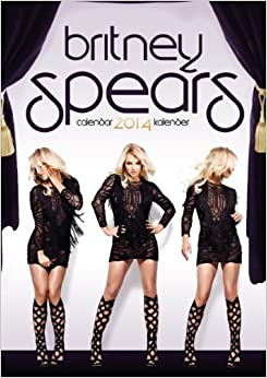 Britney Spears 2014 Calendar