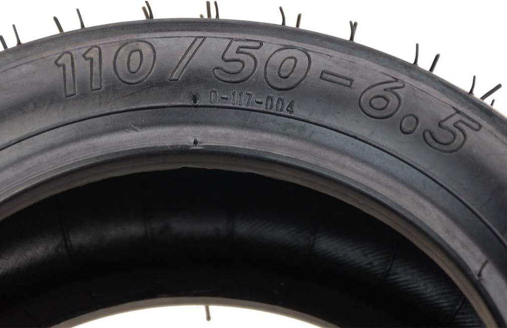 GOOFIT 110//50-6.5 Pneumatici Gomme di ricambio per 29cc 38cc 47cc 49cc Mini Pocket Bike Dirt Pit Bikes