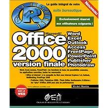 OFFICE 2000 +(PRIME MAÎTRISEZ PASSAGE À L'AN 2000)