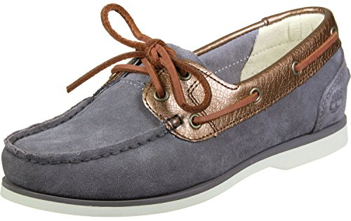 Timberland Classic Boat Unlined W Zapatillas steeple grey