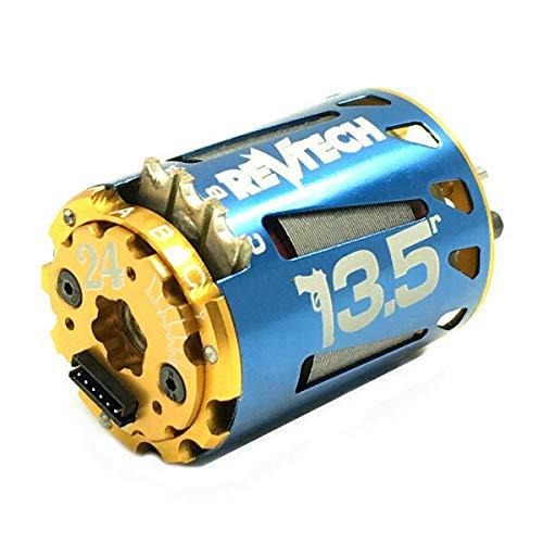 Dan Pratt Revtech 13 5T Hybrid 24K / Kill Shot Sensored Brushless Motor 100% New!