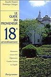 Guide du promeneur, 18e arrondissement