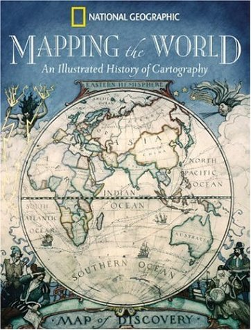 Mapping the world an illustrated history of cartography ralph e mapping the world an illustrated history of cartography ralph e ehrenberg 9780792265252 amazon books gumiabroncs Gallery