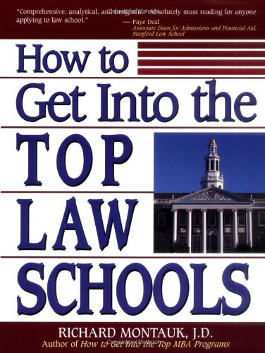 How to Get Into the Top Law Schools (The Degree of Difference Series)