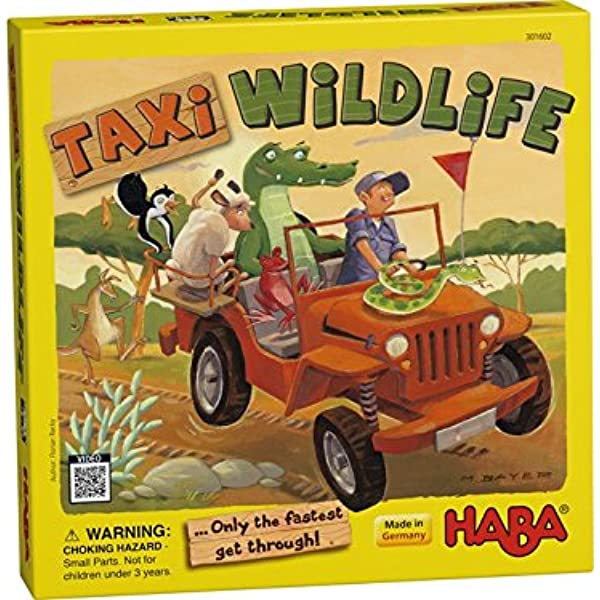HABA 302214 Fire Fighters Game