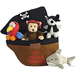 Aurora World Baby Talk Carrier My Pirate Ship Playset