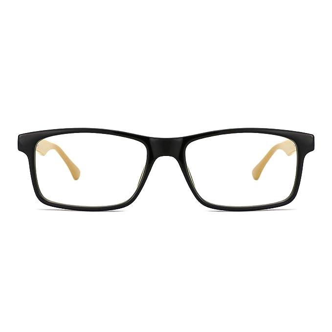 Amazon.com: Tijn - Gafas de ojo con bloqueo de luz azul para ...