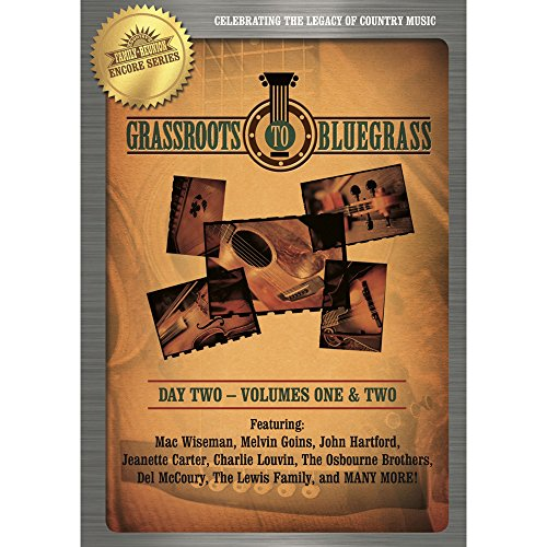 - Grass Roots to Bluegrass: Day Two  Volumes 1 & 2