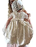 Kyпить Aorme White Lace Christening Gowns for Girls Baptism Dress 0-24 Months на Amazon.com