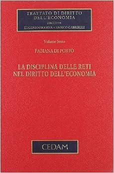 Book La discliplina delle reti nel diritto dell'economia