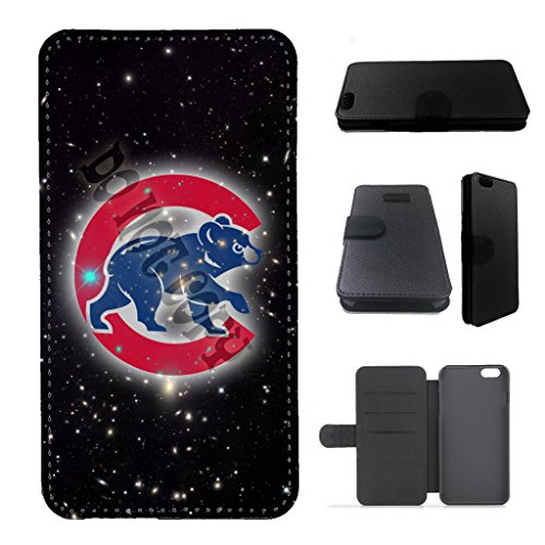 cubs Samsung Galaxy NOTE 5 wallet case/galaxy note 5 flip case/galaxy note 5 case