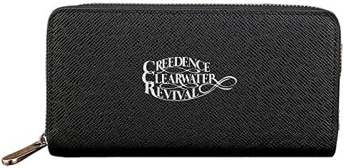 Men's & Women's Jacksepticeye Sam Best Friends Septic Eyes PU Leather Long Purse Zipper Wallet Money Clip