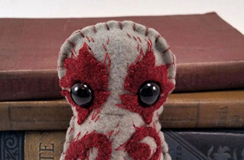 Drax the Destroyer plushie (made to - Miniature Destroyer