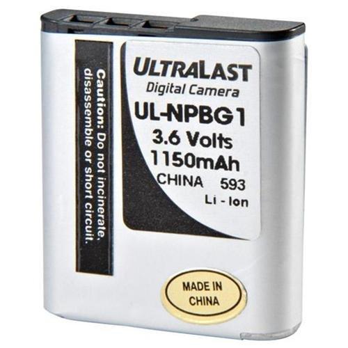 ULTRALAST SONY NP-BG1