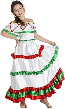 DISFRAZ MEXICANA TALLA 10-12: Amazon.es: Juguetes y juegos