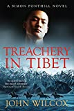 img - for Treachery in Tibet (The Simon Fonthill Series) book / textbook / text book