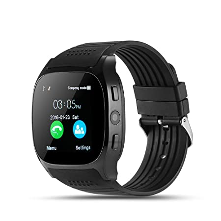 DINGYUFA Inteligente Reloj Inteligente Bluetooth Deporte ...