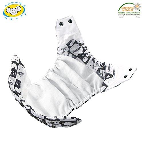 Balto Mommy Mouse Pocketwindel Polar Air ohne Einlagen One Size