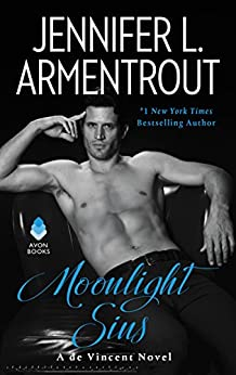 Moonlight Sins (de Vincent series) by [Armentrout, Jennifer L.]