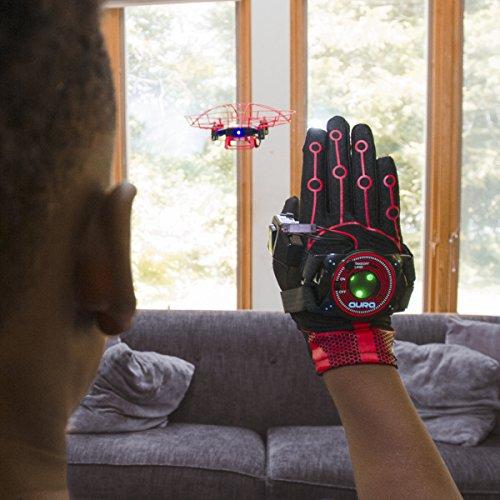 51PHd%2Bkd3VL - KD Interactive Aura Drone with Glove Controller