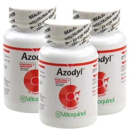 Azodyl – 60 Capsules 3 Pack, My Pet Supplies