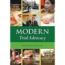Modern Trial Advocacy, Canada