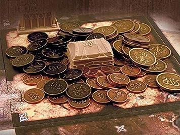 Ares Games Sword & Sorcery - Metal Coins - English: Amazon.es: Juguetes y juegos
