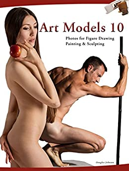 Download for free Art Models 10: Photos for Figure Drawing, Painting, and Sculpting
