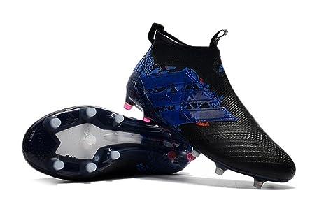 Kaith, scarpe da calcio Ace 17 Purecontrol FG Dragon calcio stivali, Uomo, Black