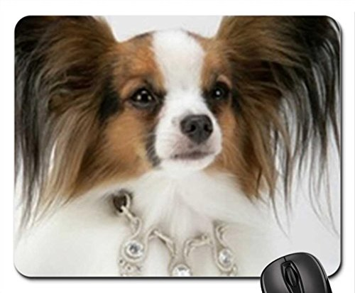 World's most expensive dog collar Mouse Pad, Mousepad (Dogs Mouse Pad)